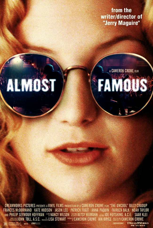 Angelica almost famous